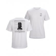 Arc'hive T-Shirt SS Men's by Arc'teryx
