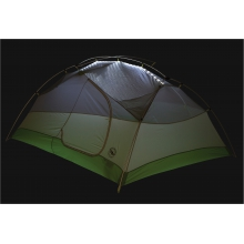 Rattlesnake SL 3 Person mtnGLO Tent by Big Agnes in Golden Co