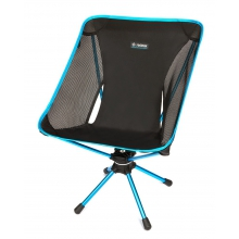Swivel Chair- Black by Big Agnes