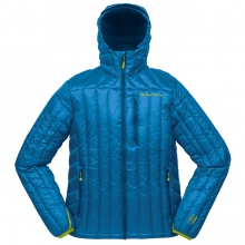 Men's Shovelhead Hooded Jacket - 700 DownTek by Big Agnes in Durango Co