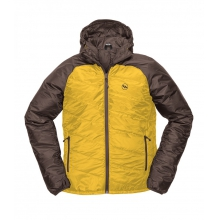 Men's Farnsworth Hooded Jacket - Pinneco Core by Big Agnes in Red Deer Ab