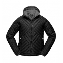 Women's Shovelhead Hooded Jacket - 700 DownTek by Big Agnes in Juneau Ak
