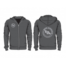 Hoodie: Men's BA Logo by Big Agnes