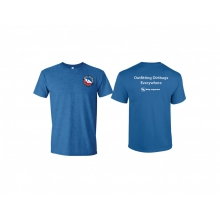 T-shirt: Men's BA Logo by Big Agnes