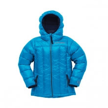 Kid's Ice House Hoodie - 650 DownTek by Big Agnes in Glenwood Springs CO