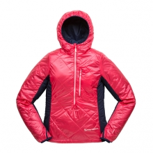 Women's Willow Hooded Pullover - Primaloft Gold by Big Agnes in Fairbanks AK