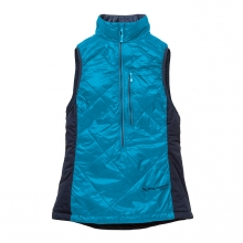 Women's Lone Pine Pullover Vest - Primaloft Gold by Big Agnes in Winsted Ct