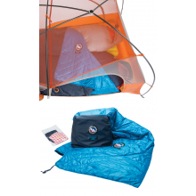 Insulated Tent Comforter (FireLine Eco) by Big Agnes
