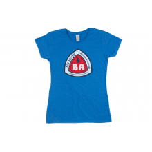 Blaze Logo T-shirt Women's by Big Agnes