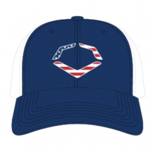 Flex Fit USA EvoShield Logo Hat by EvoShield