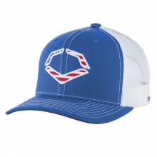 Snapback USA EvoShield Logo Hat by EvoShield