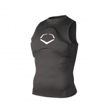 G2S Men's Chest Guard Sleeveless Shirt by EvoShield