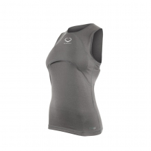 Women's Racerback Chest Guard Sleeveless Shirt by EvoShield in Johnstown Co