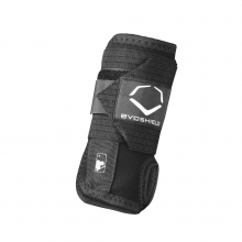 Sliding Wrist Guard - Right Hand, Black by EvoShield