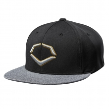 Gold Thread Flex Fit Hat by EvoShield in Johnstown Co