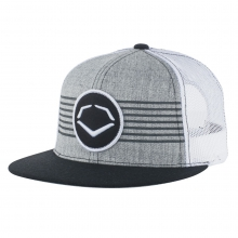 Throwback Patch Wool Snapback Hat by EvoShield