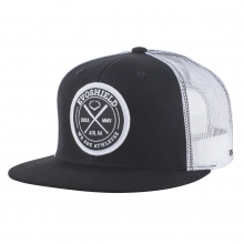 Classic Crest Patch Snapback Hat by EvoShield