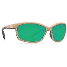 Manta -  Green Mirror Glass - W580 by Costa