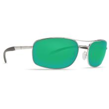 Seven Mile -  Green Mirror Glass