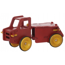 MOOVER Dump Truck Red by HABA