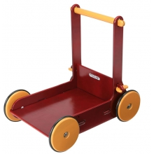 MOOVER Baby Walker Red by HABA