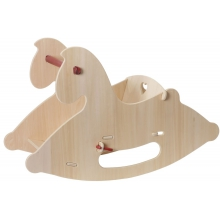 MOOVER Rocking Horse Natural by HABA