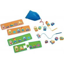 Threading Game - Favorite Toys by HABA