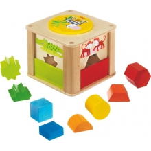 Zookeeper Sorting Box by HABA
