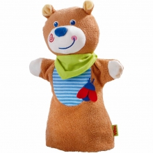 Glove Puppet Bear by HABA