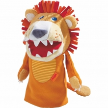 Glove Puppet Lion by HABA