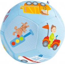World of Vehicles Baby Ball by HABA