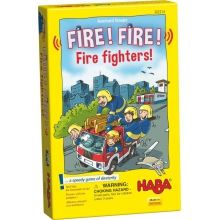 Fire! Fire! Fire Fighters! by HABA