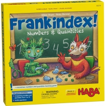Frankindex! Numbers & Quantities by HABA