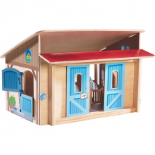 Little Friends - Horse Stable by HABA