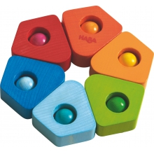 Color Splodge Clutching toy by HABA