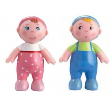 Little Friends - Babies Marie & Max by HABA