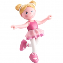 Little Friends - Bendy Doll Lena by HABA