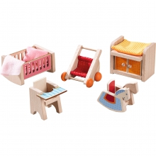 Little Friends - Dollhouse Furniture Children'´s Room by HABA