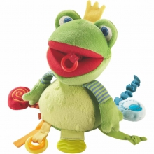 Magic frog Play figure