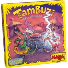 Tambuzi - A Lightning Fast Reaction Game! by HABA