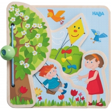 Baby Book The Four Seasons by HABA