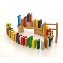 Go-Go Dominoes by HABA