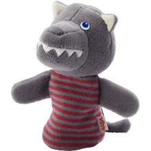 Finger Puppet Wolf by HABA