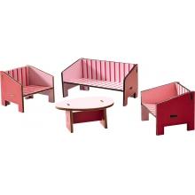Little Friends - Dollhouse Furniture Parlor