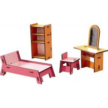 Little Friends - Dollhouse Furniture Beauty Corner by HABA
