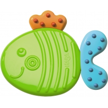 Clutching Toy Fish by HABA