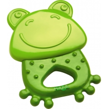 Clutching Toy Frog by HABA