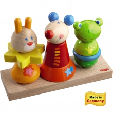 Animal Garden Pegging Game by HABA