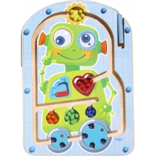 Robot Ron Magnetic Game by HABA