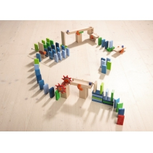 Building Blocks - Basic Pack Domino by HABA